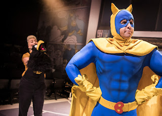 Bananaman The Musical @ Southwark Playhouse