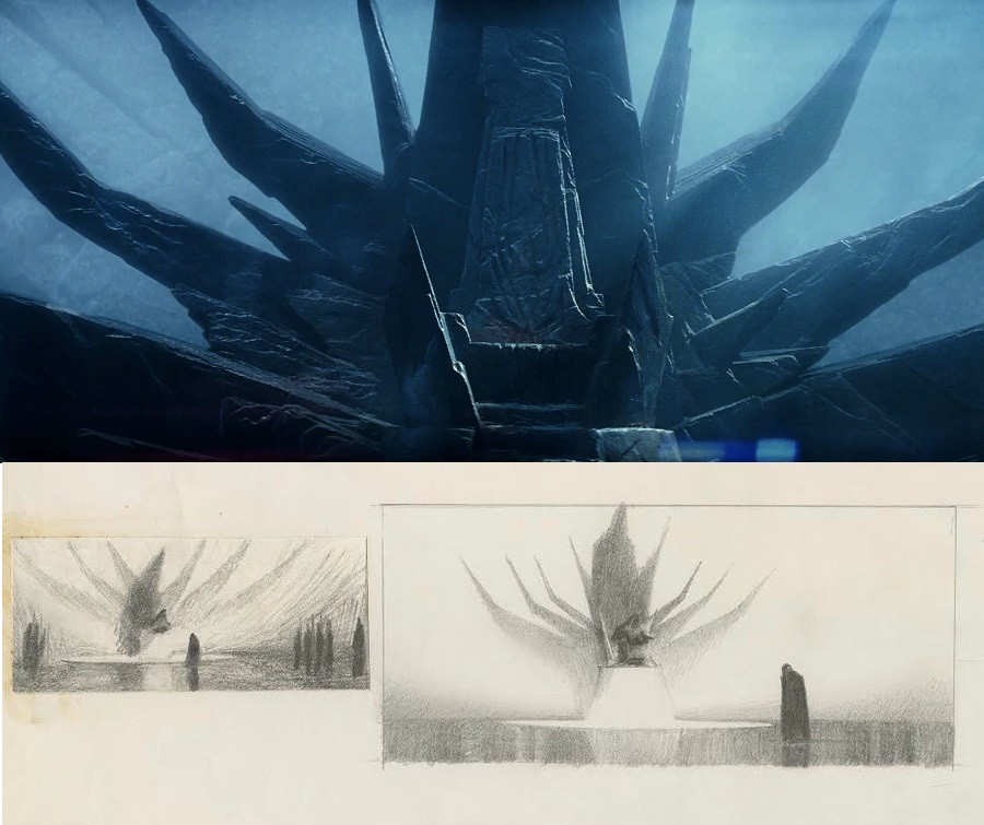How The Force Awakens Rise Of Skywalker Used Ralph Mcquarrie S Concept Art In A Far Away Galaxy Meta Charset Utf 8