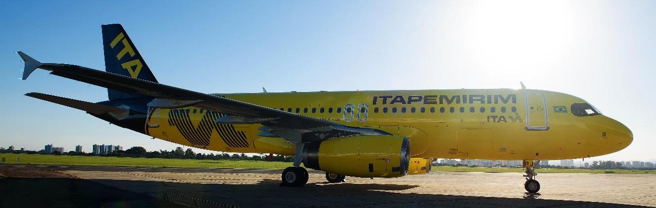 Itapemirim terá voo inaugural dia 29 de junho, passagens já estão à venda, confira Aqui! | É MAIS QUE VOAR