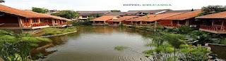 Menginap di Ahadiat Hotel dan Bungalow Bandung