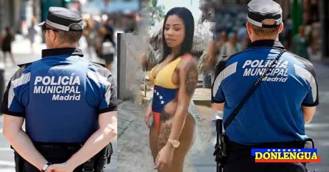 Dos policías de Madrid supuestamente manosearon a una ciudadana Venezolana