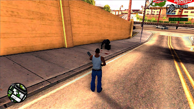 GTA San Andreas Nemesis Revival Classic Version Mod