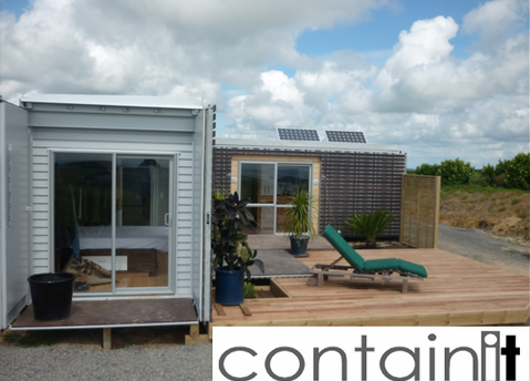 Easy Home Container Here Shipping Container Homes Nz