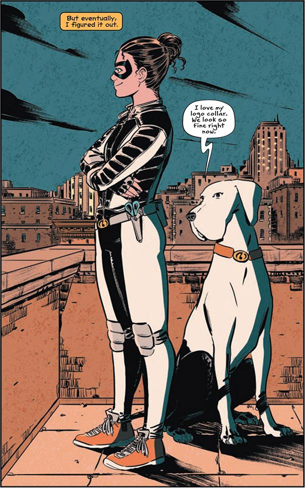 Whistle: A New Gotham City Hero - 5