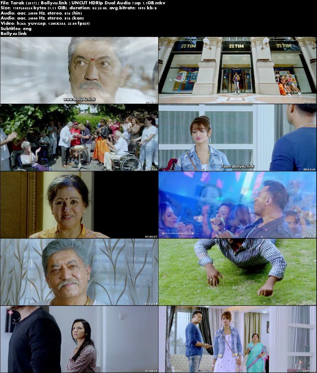 Tarak 2017 HDRip 720p UNCUT Hindi Dual Audio ESub Download