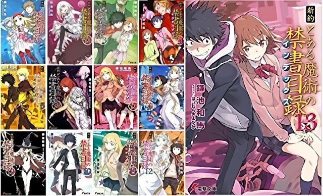 Editor de Toaru Majutsu no Index niega adaptación al anime de New Testament