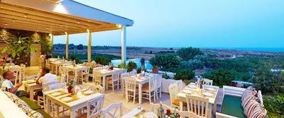 Restaurantes en Santorini