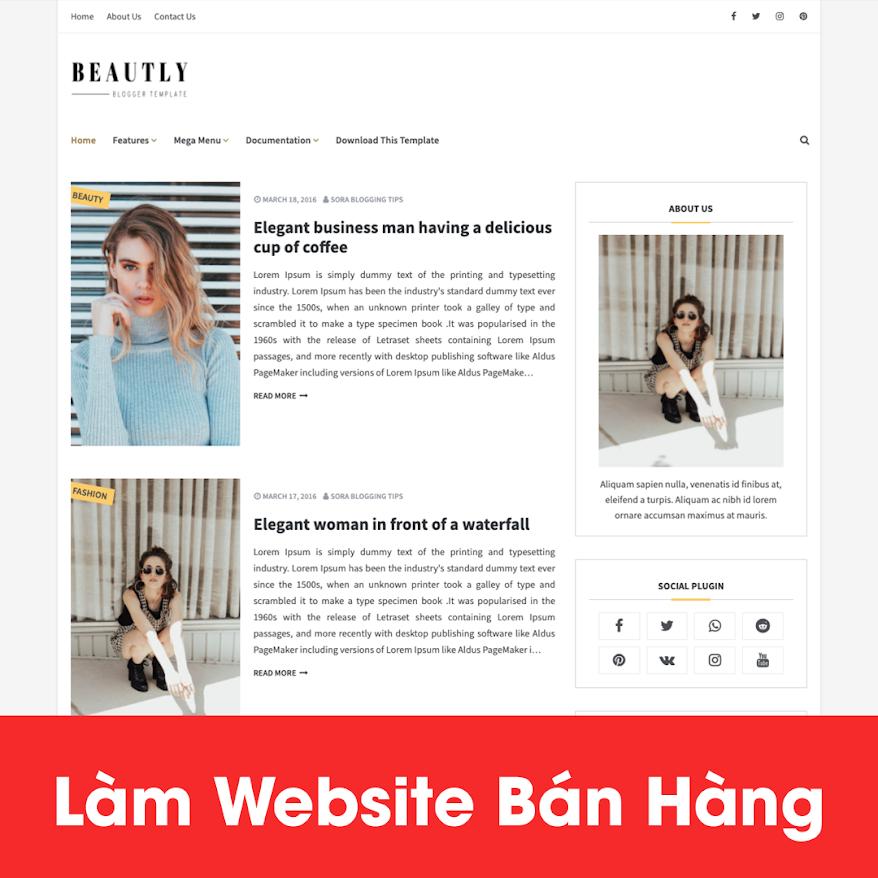 [A121] Thiết kế website theo yêu cầu: Giao diện độc quyền, uy tín nhất