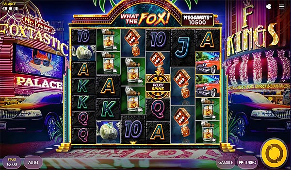 Main Gratis Slot Indonesia - What The Fox Megaways Red Tiger Gaming
