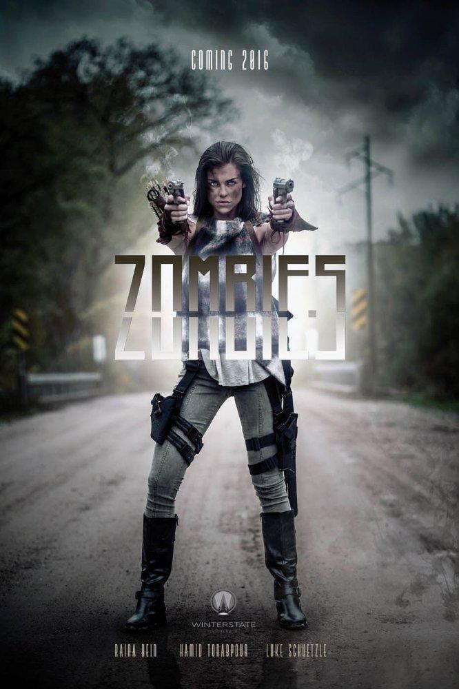 peliculas zombies 2016