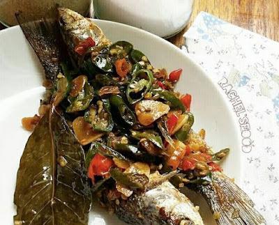 Masakan Ikan Belanak