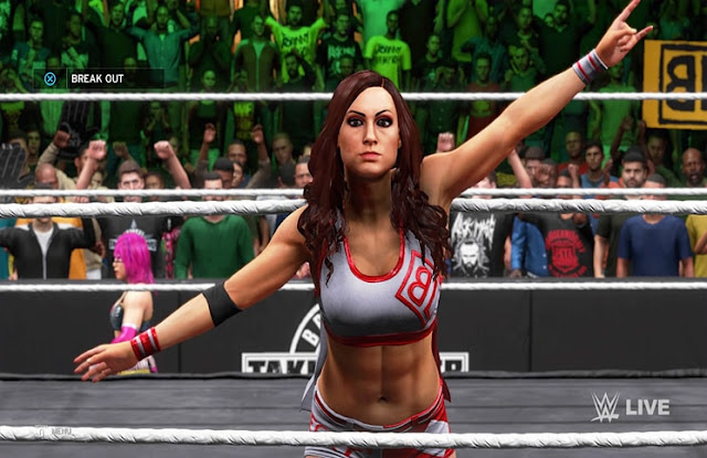 WWE 2K20 Gets First Patch – Trying to Fix the Broken