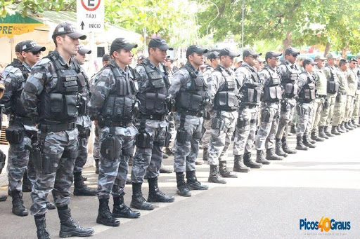 FRONTEIRAS (PI) - POLICIA MILITAR PRENDE AUTOR DOS DISPAROS QUE VITIMOU O PEQUENO ARIEL