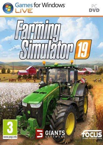 Farming Simulator 19 [ISO-DVD9][español]