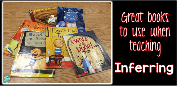 books for inferring, picture books for inferring