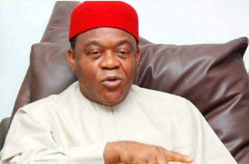 N48 Billion Fraud: EFCC Seals Theodore Orji's Properties #Arewapublisize