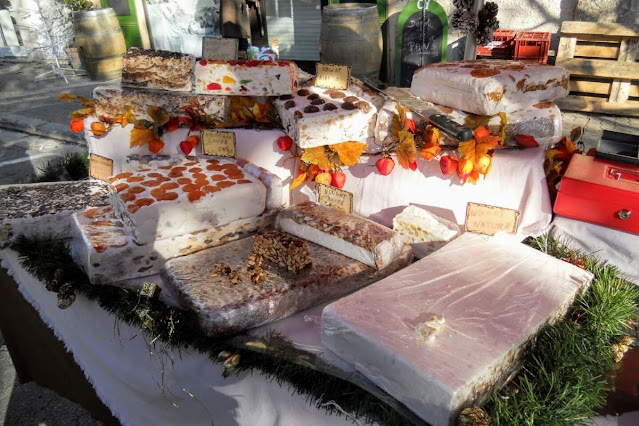 Christmas in Provence: Market at Chateau Estoublon
