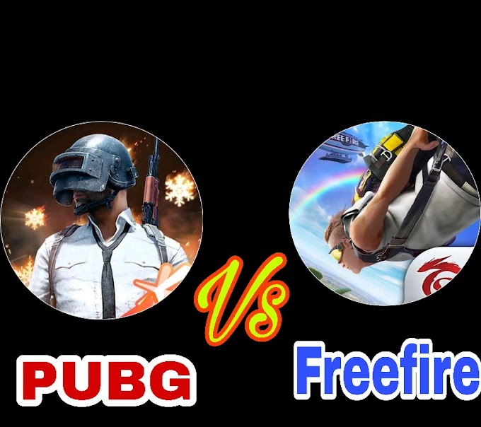 Pubg Vs Free fire - Which is Better ? | sidtalk.xyz