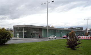 Pamplona Bus Station