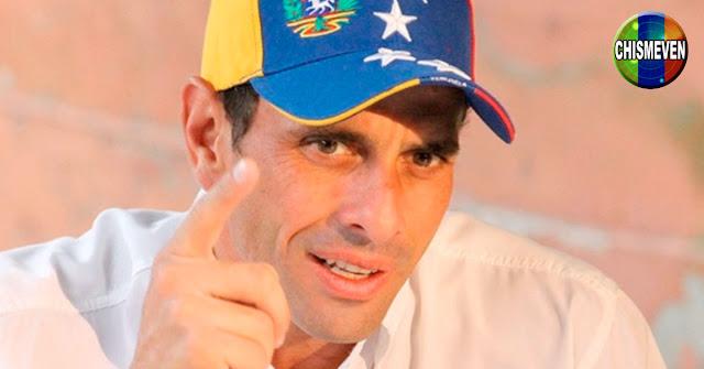 Capriles dice que quiere encontrar rendijas democráticas entre la dictadura