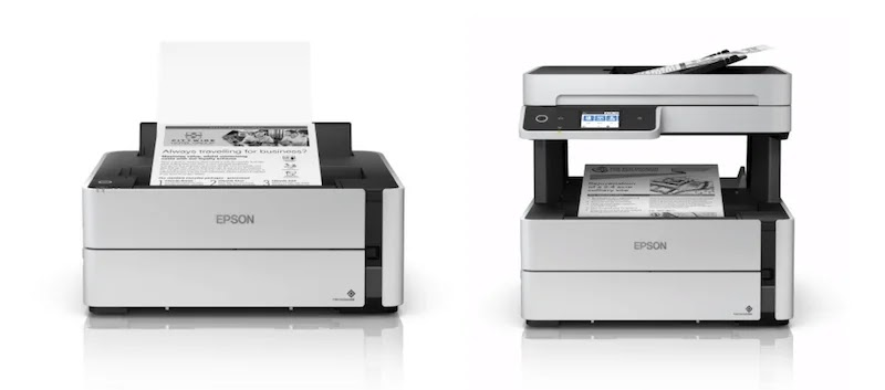 Epson Expands Ink Tank Portfolio with New EcoTank Monochrome Printers