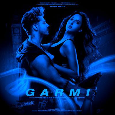 GARMI LYRICS – STREET DANCER 3D