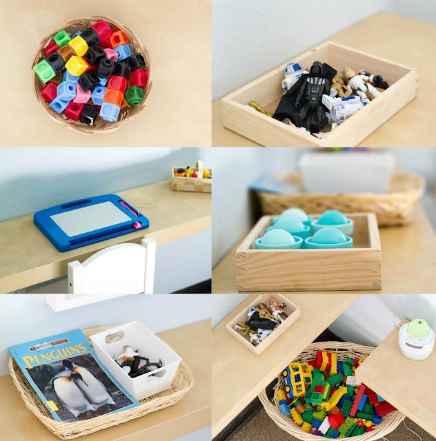 Montessori toys, preschooler, Montessori home
