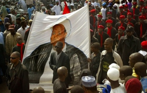 Image result for Islamic Movement continues demand for El-Zakzaky's release