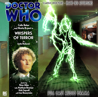 Doctor Who The Whispers of Terror