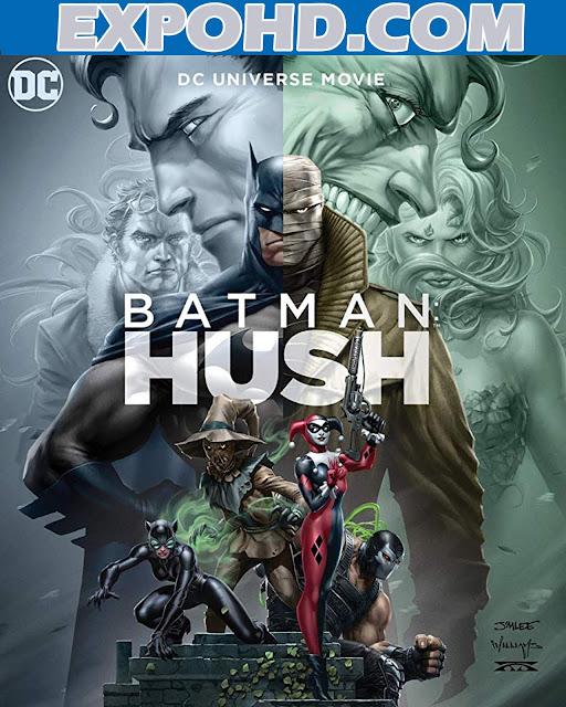 Batman Hush 2019 Watch Online 720p | 1080p  |Esub 890Mbs & 1Gbs [Download]