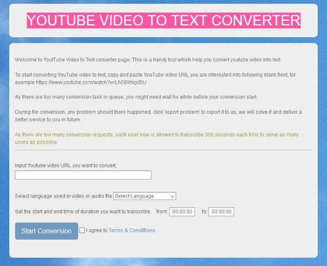 tidak menutup kemungkinan Anda ingin mengetahui cara transkrip video YouTube yang kemudia Cara Transkrip Video YouTube