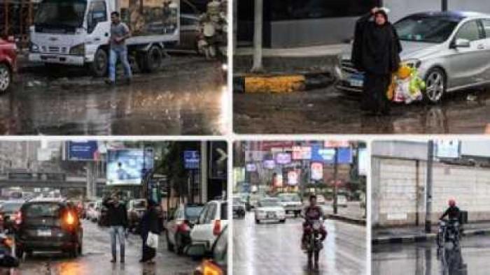 الطقس السيئ يضرب البلاد  والأرصاد تحــذر المواطنين