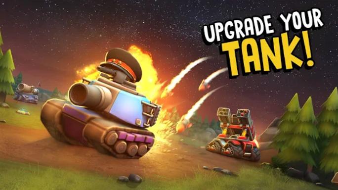 About Pico Tanks: Multiplayer Mayhem