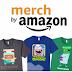 شروط القبول في Merch by Amazon