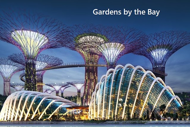 Best travelling destinations in Singapore - Part 01