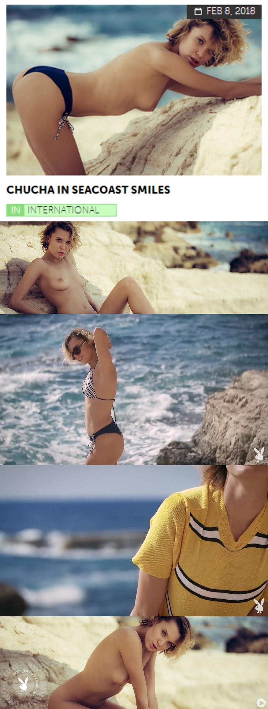 Playboy PlayboyPlus2018-02-08 Chucha in Seacoast Smiles - Girlsdelta