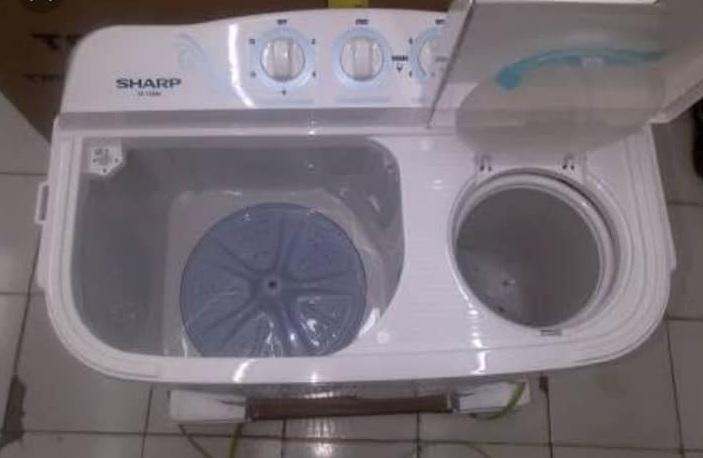 solusi tabung mesin cuci bocor
