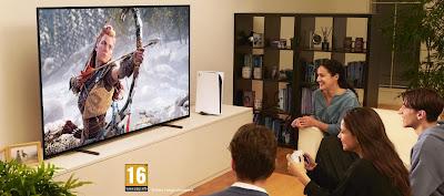 A80J OLED TV