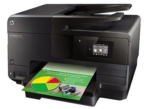 Download Driver HP OfficeJet Pro 8615