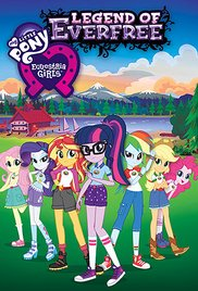 ดูการ์ตูน My Little Pony Equestria Girls - Legend of Everfree