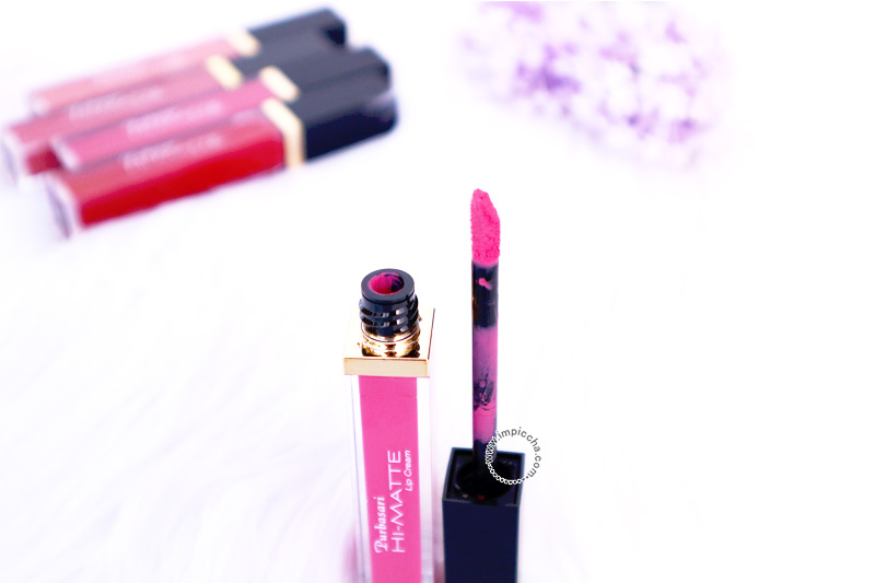 Review Purbasari Hi - Matte Lip Cream