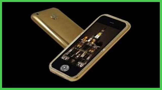 Goldstriker IPhone 3G Supreme - Most Expensive Phones on Market