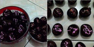 Resep Kue Kering Coco Crunch Siram Coklat Tanpa Oven