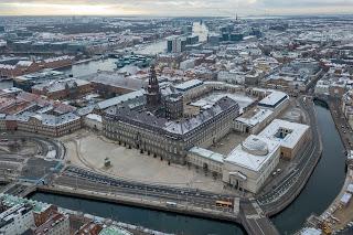 Matt Rakowski Drone Photograph Copenhagen