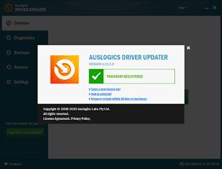 Auslogics Driver Updater 1.20.2.0 Full Crack