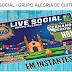 Secretaria de Assistência Social de Cuitegi promove 'Live Social' para grupo Alegria.