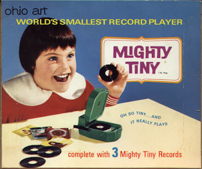Mighty Tiny Record Player