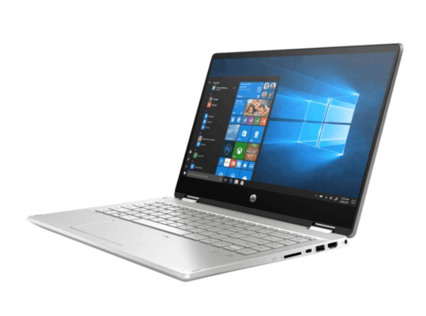 Hp Pavilion X360 14 Dh1053tx Notebook Convertible Terbaru 2020 Dengan Speaker Bang Olufsen