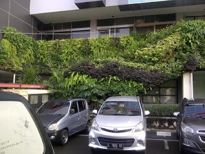 taman vertikal - garden style