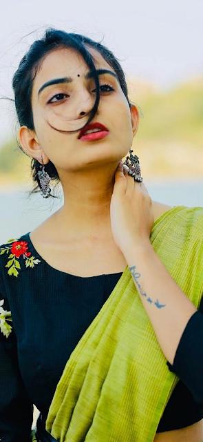 Ananya Nagalla Phone Wallpapers 720x1560 Resolution Navel Queens